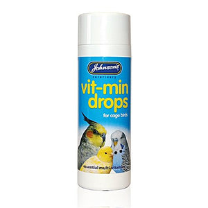 Johnsons Bird Vit-Min Drops 100ml