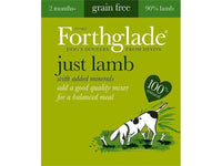 Forthglade Just Lamb Grain Free 395g