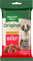 Natures Menu Dog Treats Beef 60g