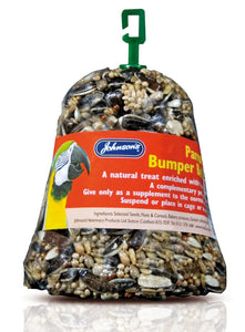 Johnsons Parrot Bumper Bell 150g