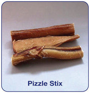 Bull Pizzle Sticks - Long Lasting Natural Chew