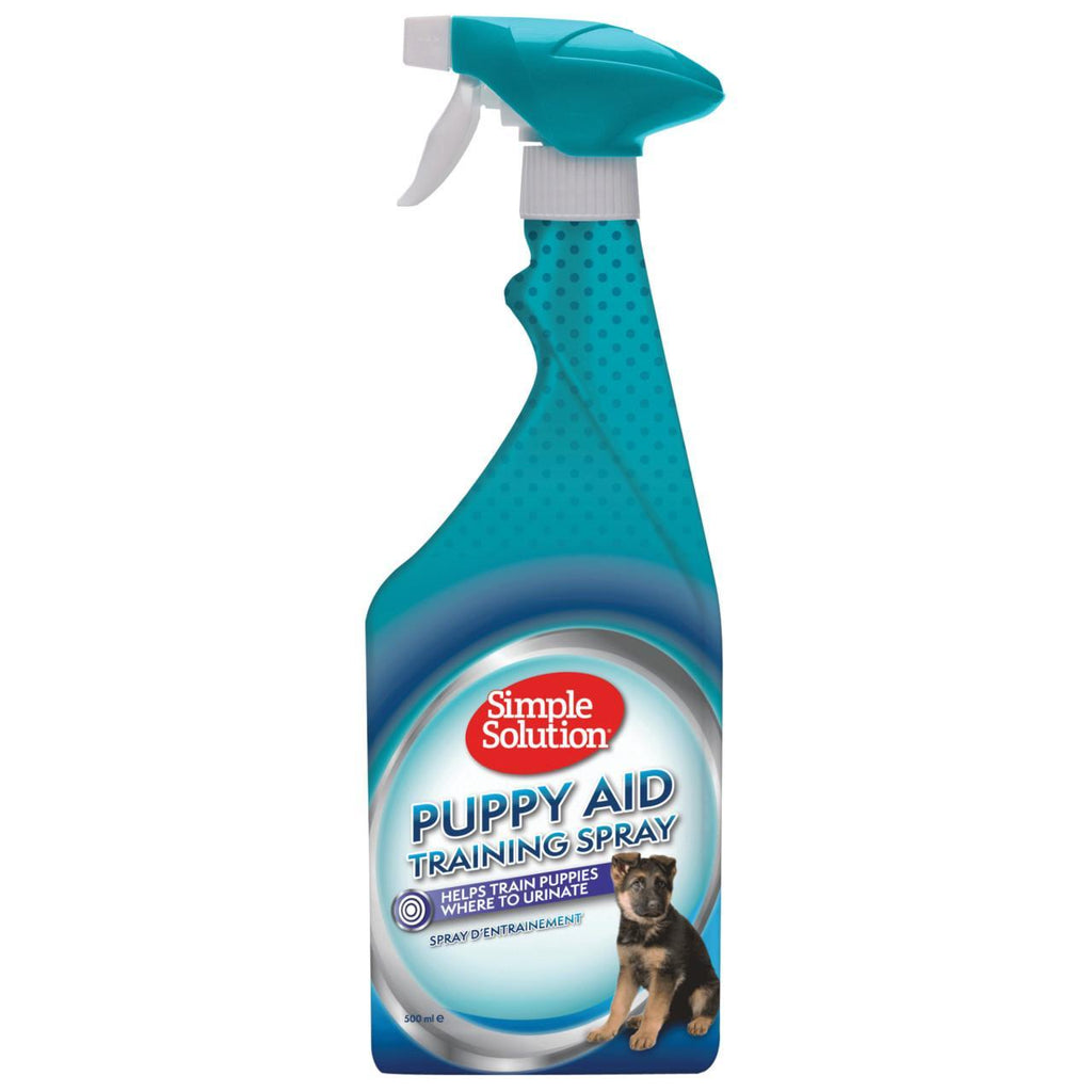 Simple Solution PuppyTraining Aid Spray 500ml