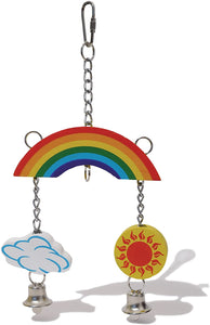 Boredom Breaker Woodies Rainbow Mobile