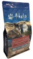 Akela Medium Paws Grain Free Scottish Salmon