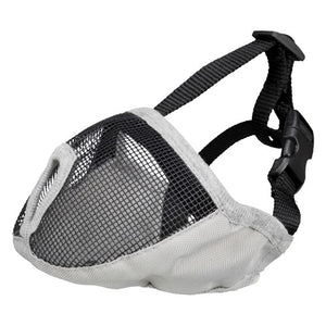 Muzzle For Short Nosed Breed Dogs i.e. Frenchy Bull Dog Boxer Boston Terrier