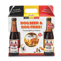 Snuffle Dog Beer & Fries Gift Box