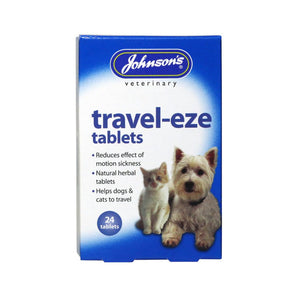 Johnsons Travel Eze 24 Tablets