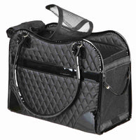 Trixie Amina Carrier, 18 x 29 x 37 cm, Black