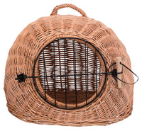 Trixie Wicker Basket Cave With Bars ø 45 Cm