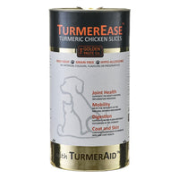 TurmerEase Turmeric Chicken Slices 230 pieces for Cats and Dogs