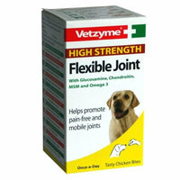 S Vetzyme High Strength Flexible Joint Tablets