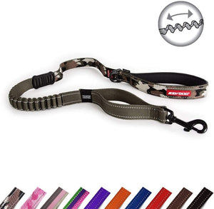 EzyDog Zero Shock Dog Lead, 48 inch