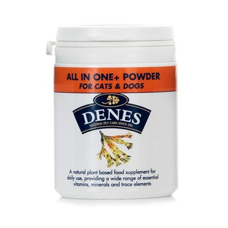 Denes All-in-One+ Powder 100g Dogs Cats Healthy Vitamins Minerals supplement