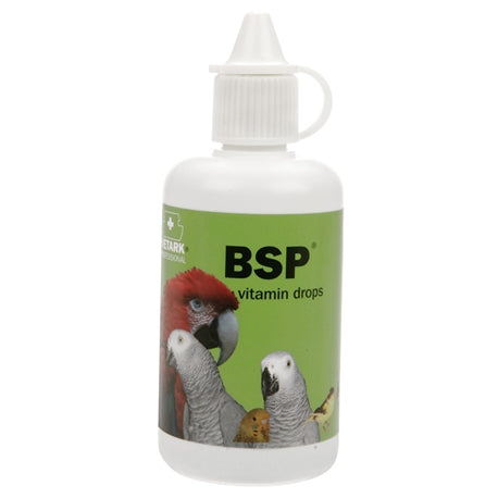 Vetark BSP Liquid Multi-Vitamin Drops For Birds