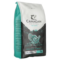 Canagan Dental Free Run Turkey 12kg
