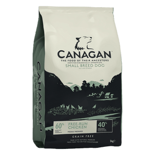 Canagan Small Breed Free-Run Chicken For Dogs 2kg