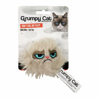 Grumpy Cat Hair Ball Toy
