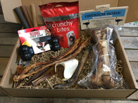 Toy & Treat Box - Large Dog (From 6kg Up To 80Kg)
