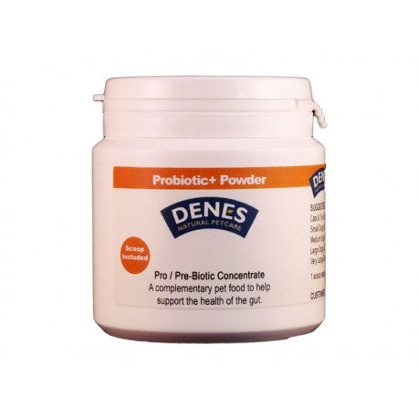 Denes Probiotic+ Powder 100g Dog Cat Healthy Digestion Gut Supplement