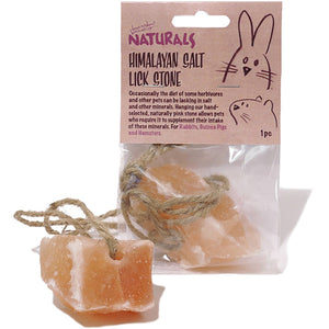 Boredom Breaker Natural Treats Himalayan Salt Lick Stone