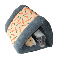 Rosewood Carrot Snuggle 'n' Sleep Tunnel