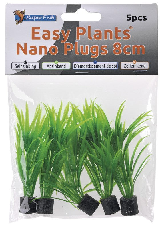 SuperFish Easy Plants Nano Plugs 8cm