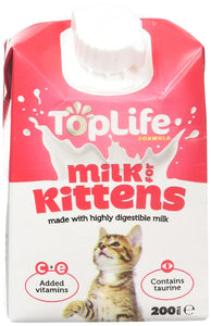 Toplife Goats Milk For Kittens 200ml