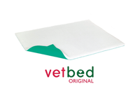 Vetbed White Whelping Fleece Bedding - Dog, Cat , Puppy & Kitten