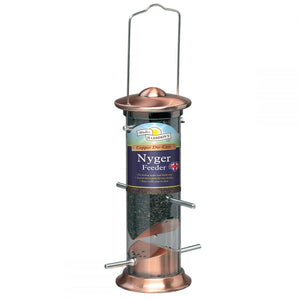 Copper Die-Cast Nyger Feeder