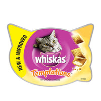 Whiskas Cat Temptations With Chicken & Cheese 60g