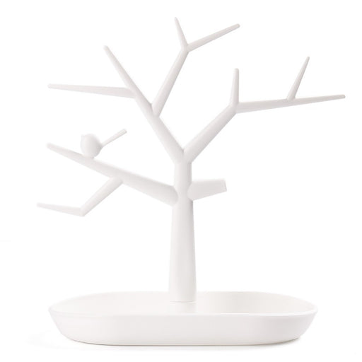 White Jewellery Tree