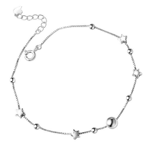 Silver Constellation Bracelet