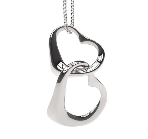 Infinity Hearts Necklace