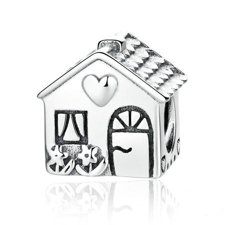 Home Sweet Home Silver Charm