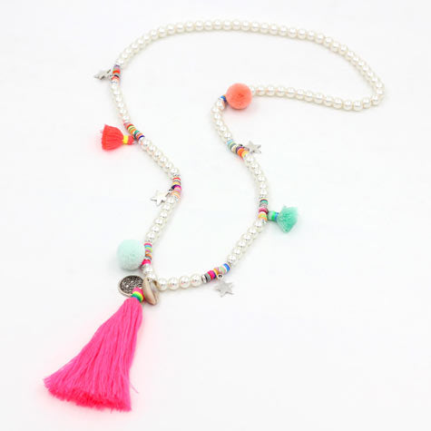 BOHO Summer Statement Necklace