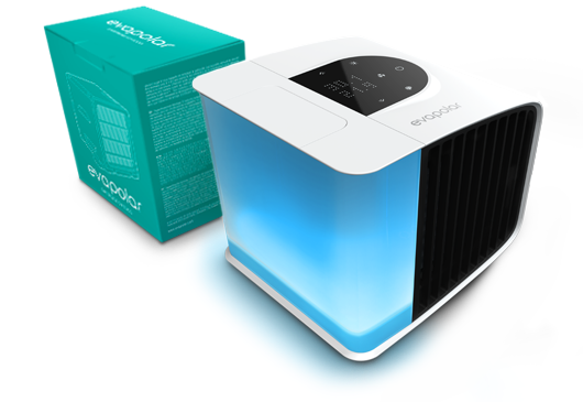evaSMART EV-3000 Personal Air Conditioner + Additional Cartridge