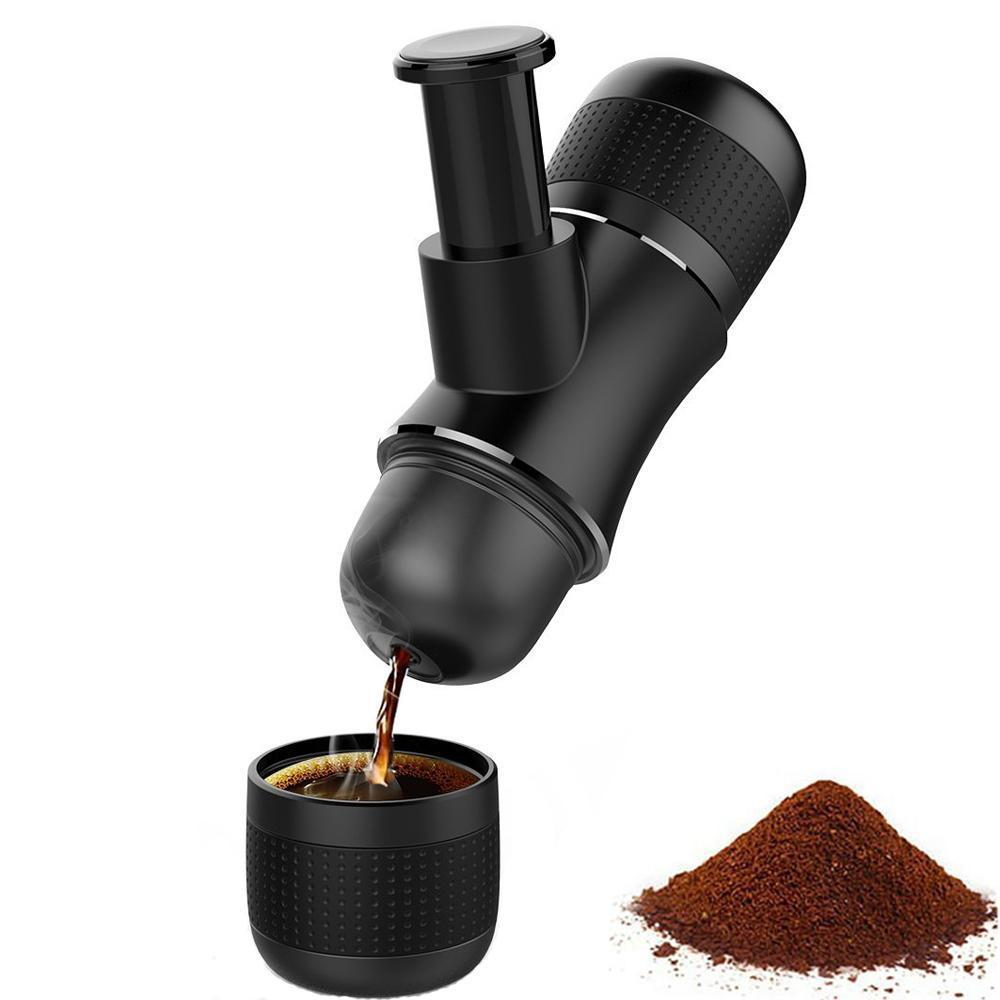 PortaCoffee Handheld Manual Coffee & Espresso Maker-Cleverbuydesign