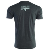 Black Rifle Coffee Company AR Coffee Tee shirt -Charcoal