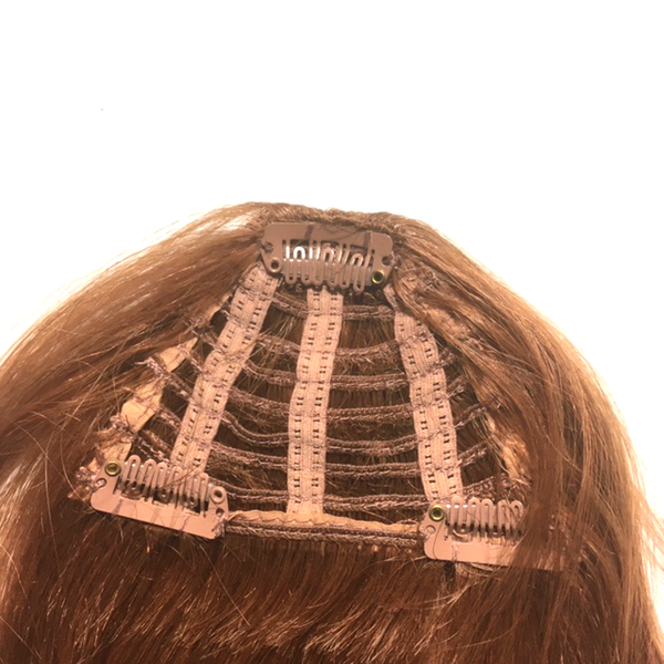 I&K Clip in Fringe - Bangs - 30