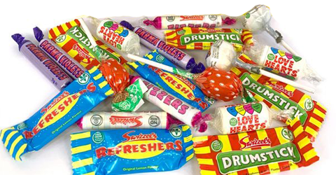 FREE Sweeties UK - Opt in
