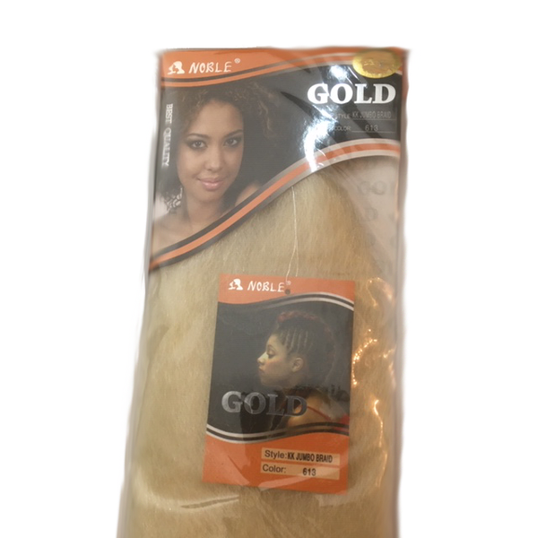 Sleek Nobel Gold KK Jumbo Braid - 613