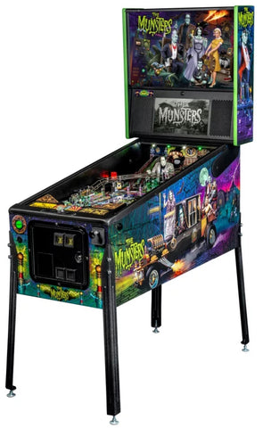 Stern Munster Pinball Machine