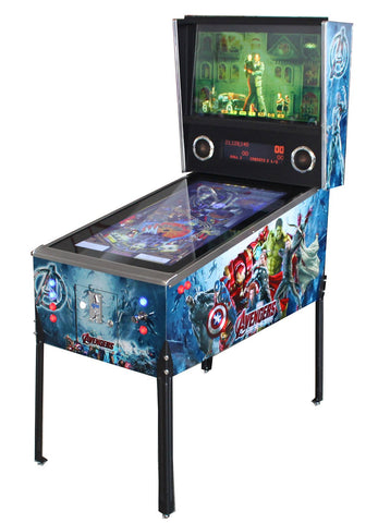 Electronic Pinball Arcade Machine (800+ games in 1, Free Play / Coin-op)