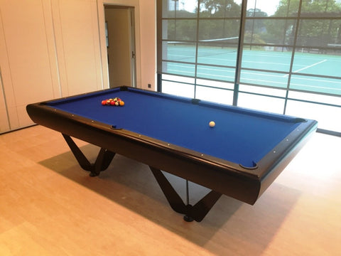 Europa Master Pool Table (Designer Range, Full Customisation)