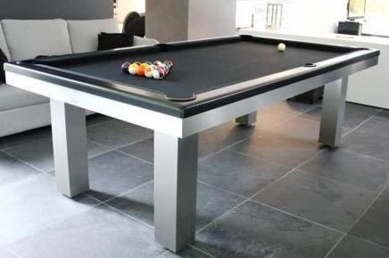 Full Loft Pool Table (Designer Range, Full Customisation)