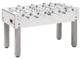 G-500 Pure White Soccer Table