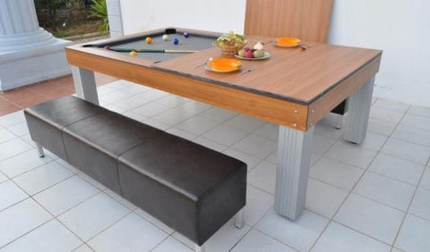 Holiday Outdoor Pool Table