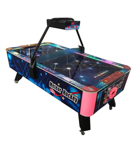 Meteor Arcade Air Hockey Table