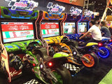MOTOGP MOTORCYCLE ARCADE MACHINE