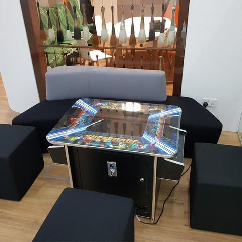 Retro Coffee Table Arcade